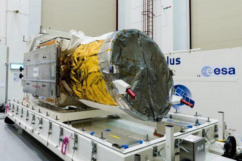Airbus readies ArabSat-6B (BADR-7)1