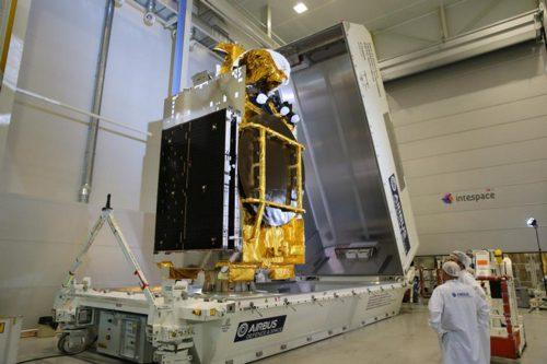 Airbus readies ArabSat-6B (BADR-7)2