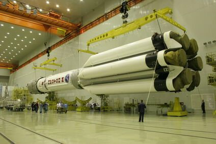 ArabSat-4B on Proton rocket