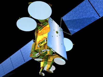 Arabsat-5b in orbit