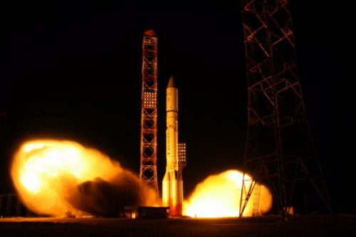 AsiaSat-9 launch by ILS