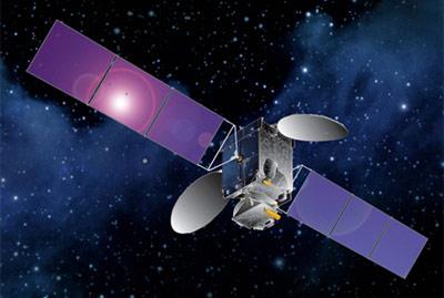 Asiasat-6 in Orbit