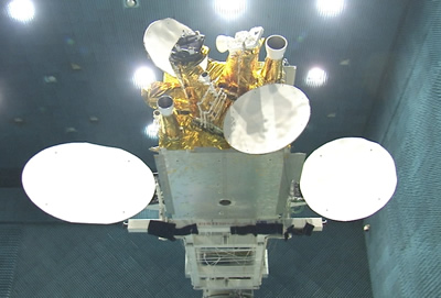 Belintersat-1 satellite under test