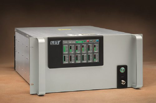 CPI Indoor TWTA 750W TouchPower Ku-band model T5CUI