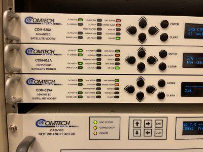 Comtech EFData CDM-625A Satellite Modems