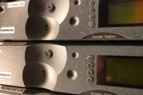 Ericsson Encoder EN8040
