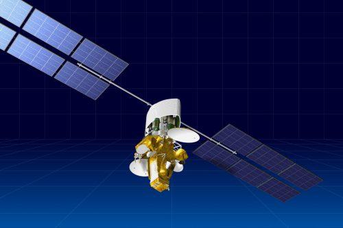 Express AM satellite