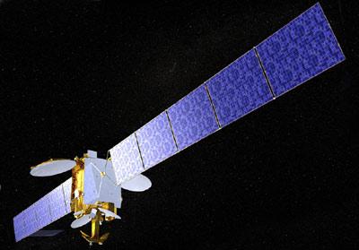 Hellas-Sat 2_ in orbit