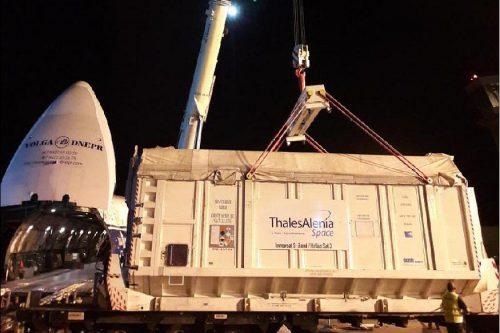 Hellas-Sat 3:Inmarsat-S arrive at ILS