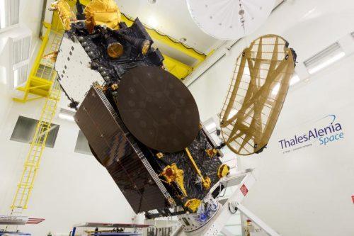 Hellas-Sat 3:inmarsat-S manufactured by Thales Alenia Space
