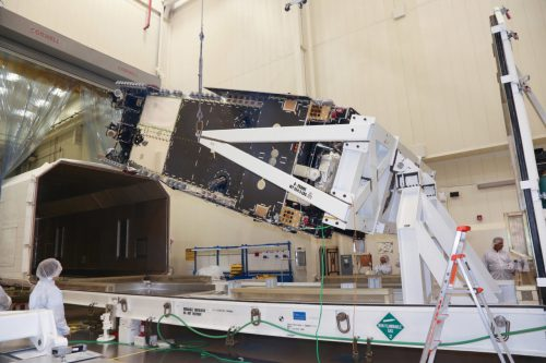 Hellas-Sat 4 constructed by Lockheed Martin