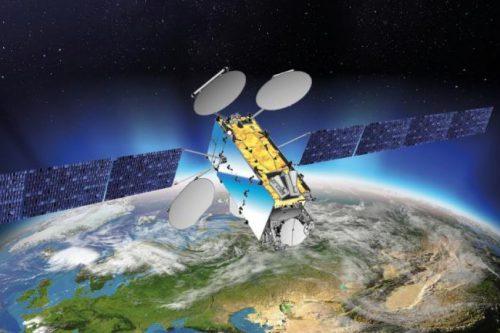 Hellas-Sat 4 satellite in orbit