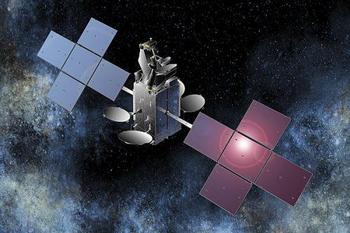 HispaSat Amazonas-3 satellite in orbit