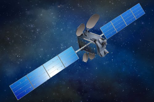 HispaSat Amazonas-5 satellite in orbit