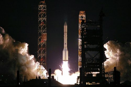 HispaSat Amazonas-5 satellite launched by Proton launcher