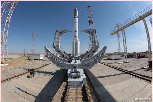 HispaSat Amazonas-5 satellite on Proton launcher