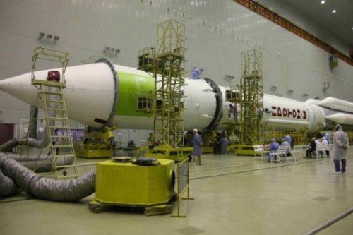 HispaSat Amazonas-5 satellite on Proton launcher2