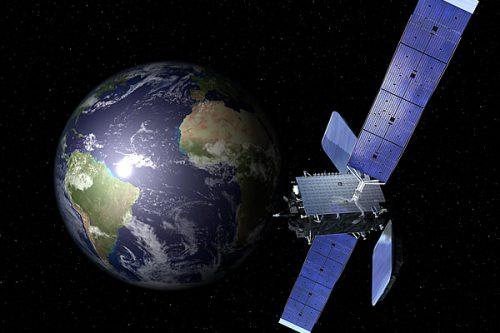 Hispasat 74W-1 (Amazonas-4a) satellite in orbit