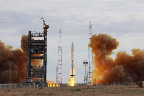 ILS Proton-M lifting off2