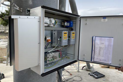 Hiltron HACU Antenna Tracking Controller
