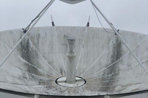 VertexRSI 7.2m Ku-band Satellite Earth Station Antenna
