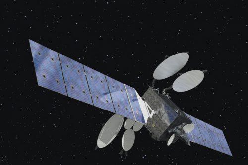 Intelsat Galaxy 30 in orbit