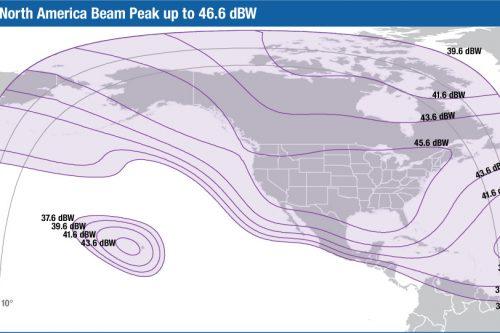 Intelsat Galaxy G-30 C-band North America Beam