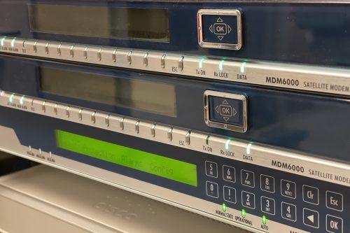 Newtec MDM6100 Satellite Modem