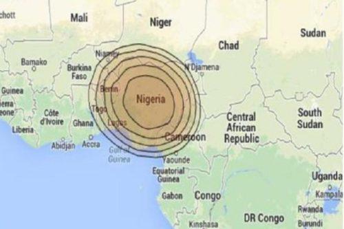 NigComSat-1R Nigeria Ka-band Spot Beam