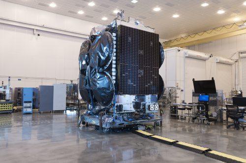 Orbital Sciences constructing THOR 5 satellite2