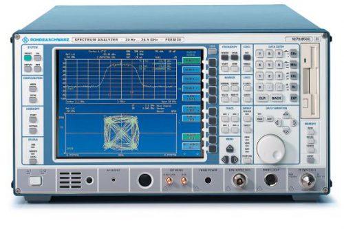 R&S Spectrum Analyzer FSEM30