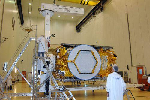 SatOne C1 satellite under construction1