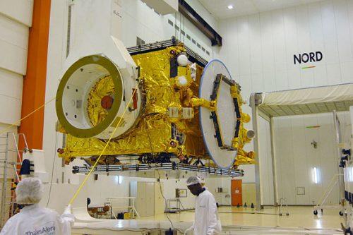 SatOne C1 satellite under construction2