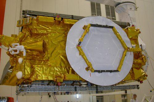 SatOne C2 satellite under construction