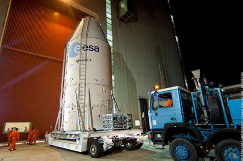 SatOne C3 satellite ready for launch