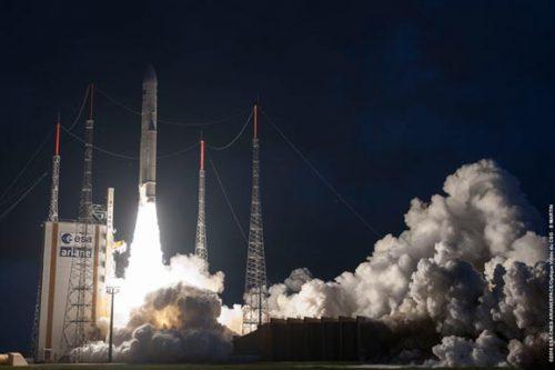 SatOne C4 satellite launch1