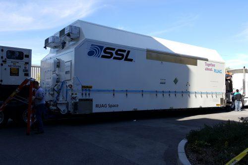 SatOne D1 satellite transfer