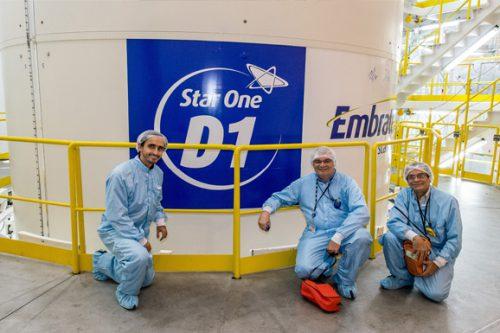 SatOne D1 satellite under construction3