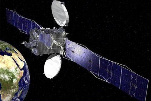THOR 5 satellite in orbit