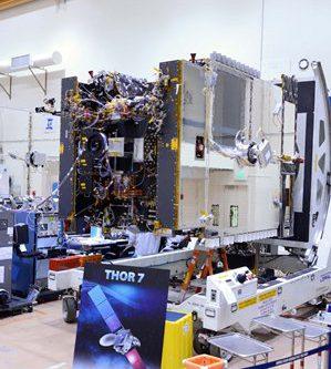 THOR 7 satellite testing2