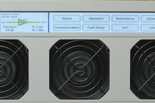 Teledyne Paradise Datacom 3RU SSPA