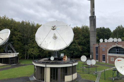 VertexRSI 8.1m antenna