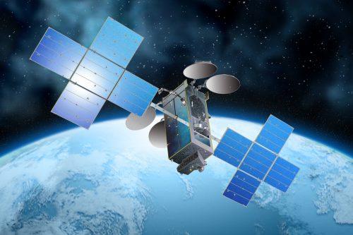 Yahsat Al Yah 1 satellite in orbit