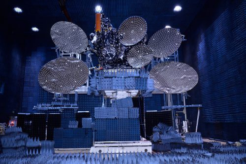 ABS-2 tested by SSL