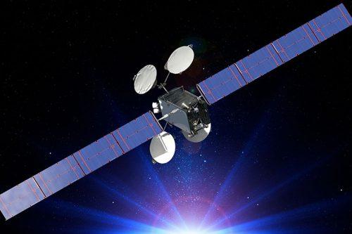 ABS-3A in orbit