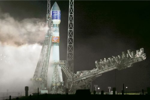 AMOS-2 satellite launched