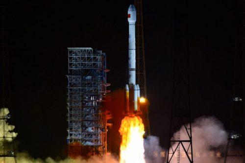 APSTAR-6 launched on Long March 3B rocket