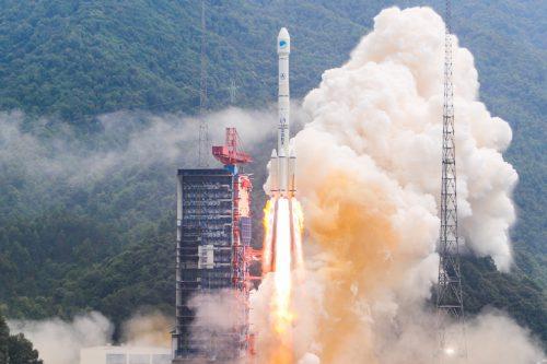 APSTAR-6D satellite launch
