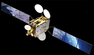 APSTAR-7 in orbit