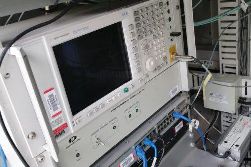 ASC Signal 9.4m Ka-band antenna (SpecAn)
